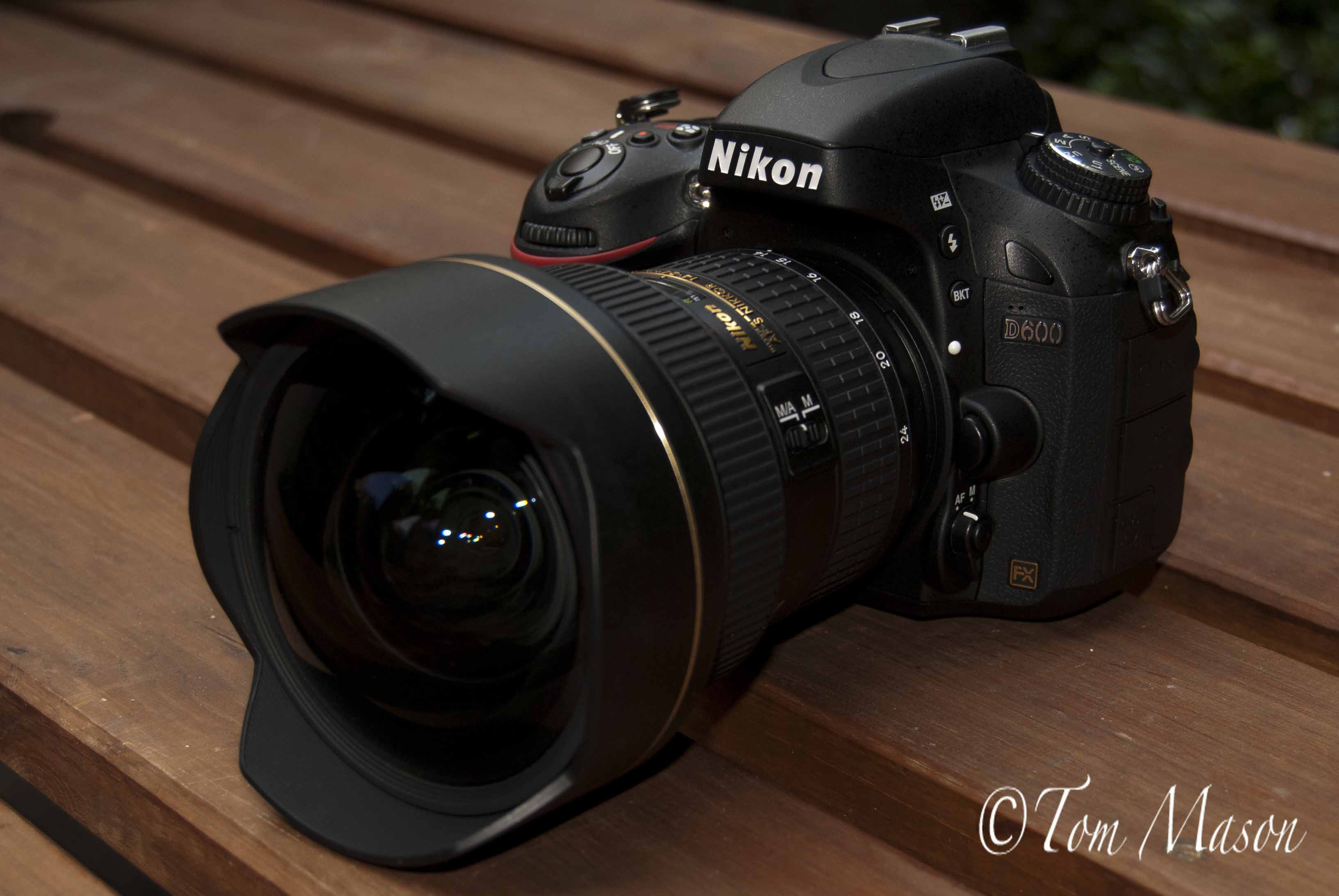 Hands On With The Nikon D600 Tom Mason Photography